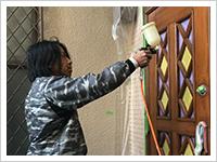 塗装技術に自信あり。大手ハウスメーカーからのご依頼も施工